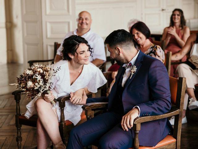 Le mariage de Léo et Dorine à Frontignan, Hérault 23