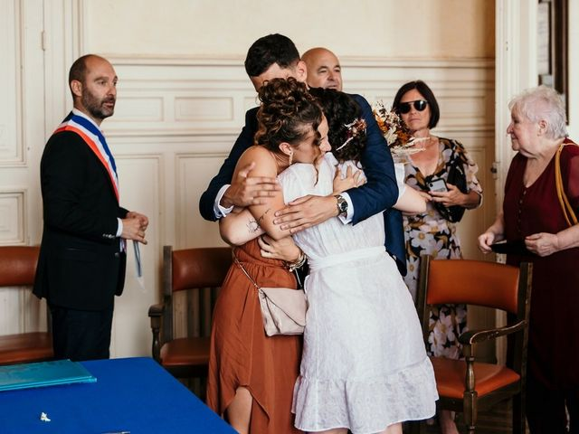 Le mariage de Léo et Dorine à Frontignan, Hérault 25