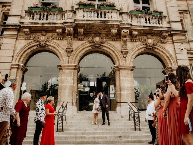 Le mariage de Léo et Dorine à Frontignan, Hérault 29