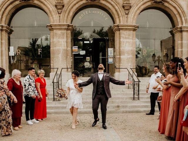 Le mariage de Léo et Dorine à Frontignan, Hérault 30