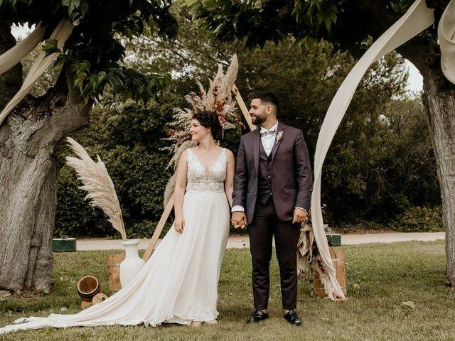 Le mariage de Dorine et Léo