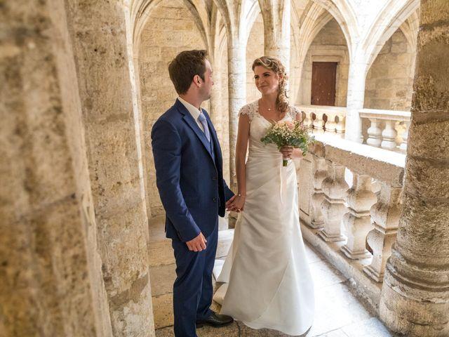 Le mariage de Julien et Morgane à Servian, Hérault 34