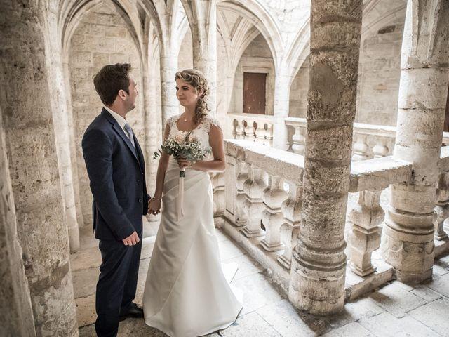 Le mariage de Julien et Morgane à Servian, Hérault 35