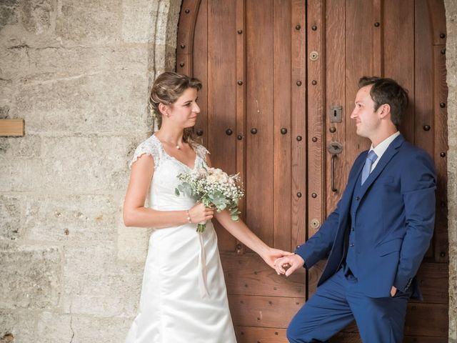 Le mariage de Julien et Morgane à Servian, Hérault 36