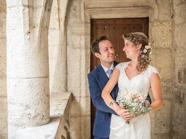 Le mariage de Julien et Morgane à Servian, Hérault 39