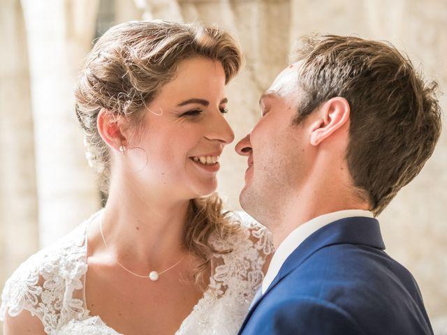 Le mariage de Julien et Morgane à Servian, Hérault 1