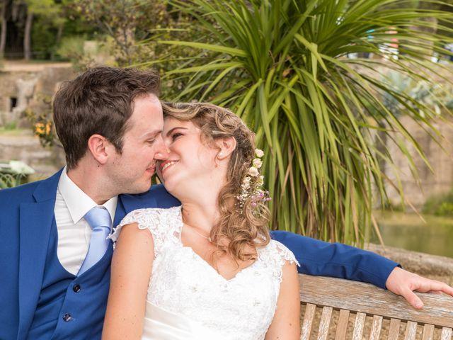 Le mariage de Julien et Morgane à Servian, Hérault 43