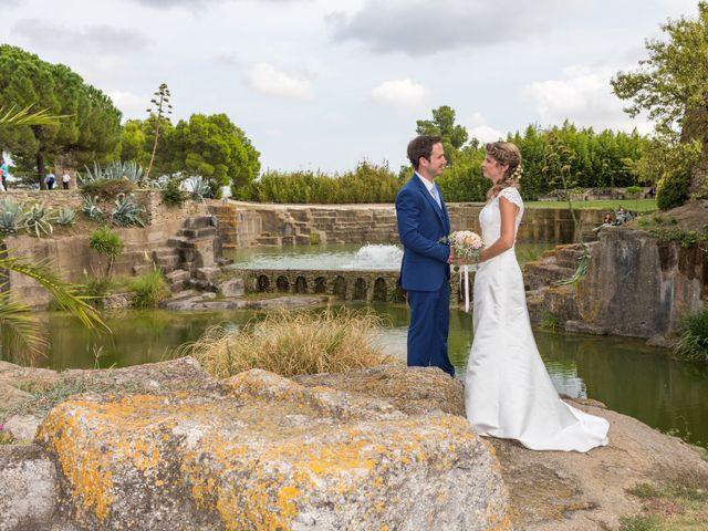 Le mariage de Julien et Morgane à Servian, Hérault 45