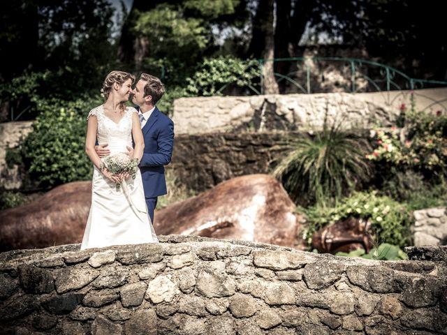 Le mariage de Julien et Morgane à Servian, Hérault 47