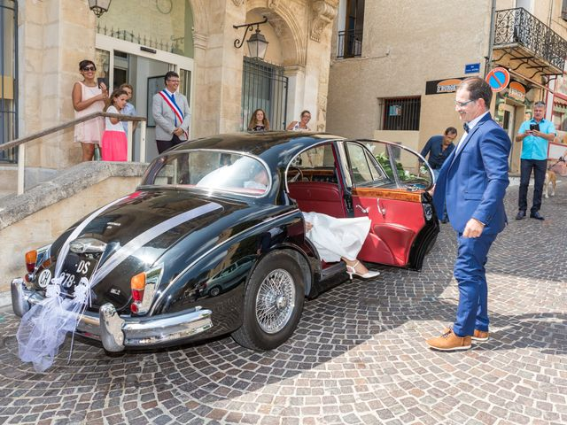 Le mariage de Julien et Morgane à Servian, Hérault 52