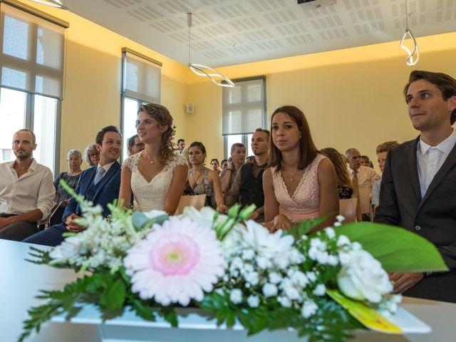 Le mariage de Julien et Morgane à Servian, Hérault 53