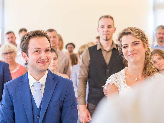 Le mariage de Julien et Morgane à Servian, Hérault 55