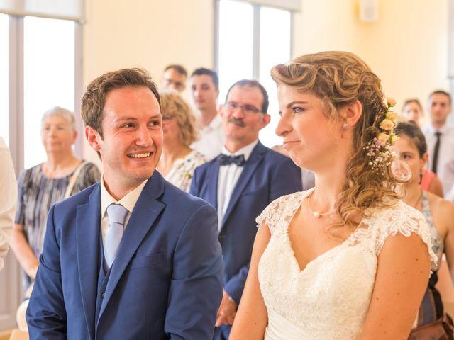 Le mariage de Julien et Morgane à Servian, Hérault 57