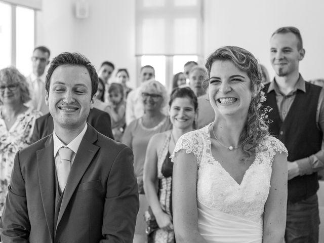 Le mariage de Julien et Morgane à Servian, Hérault 58