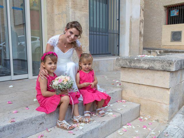 Le mariage de Julien et Morgane à Servian, Hérault 63