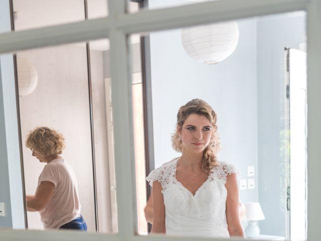 Le mariage de Julien et Morgane à Servian, Hérault 23
