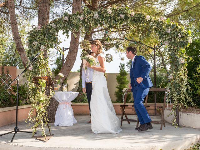 Le mariage de Julien et Morgane à Servian, Hérault 67