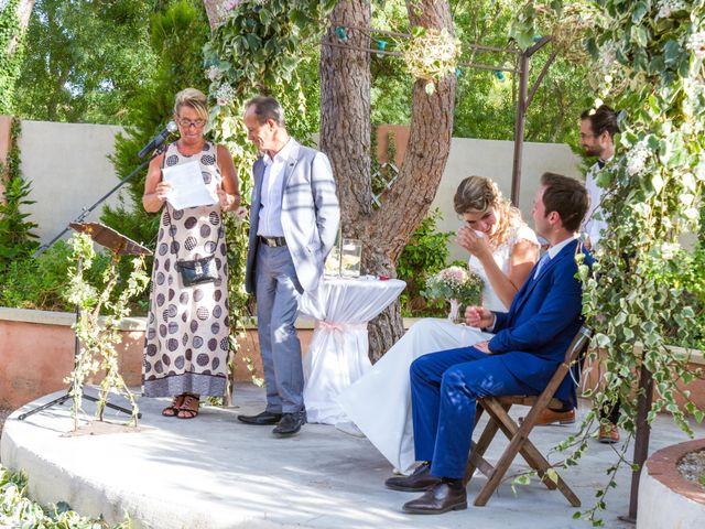 Le mariage de Julien et Morgane à Servian, Hérault 68