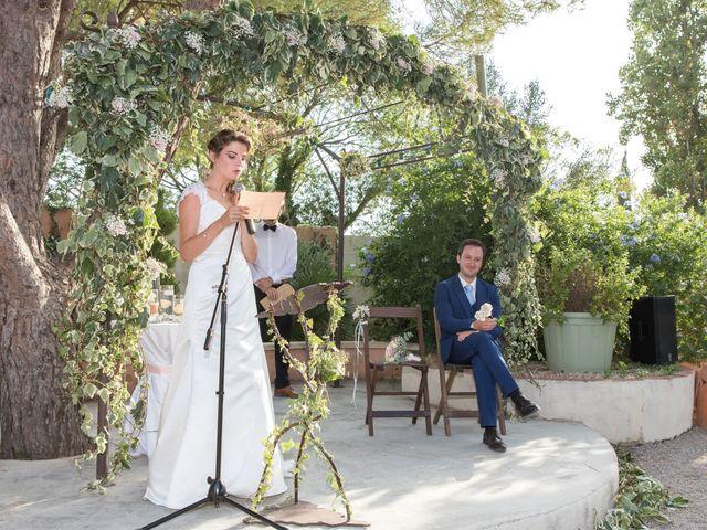 Le mariage de Julien et Morgane à Servian, Hérault 70
