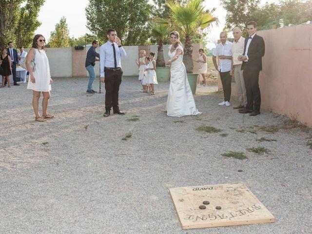 Le mariage de Julien et Morgane à Servian, Hérault 75