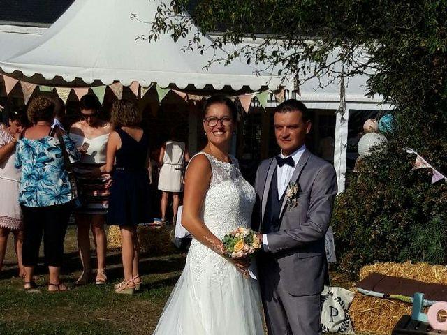 Le mariage de MOUTON et Pauline et vincent à Mont-Dol, Ille et Vilaine 11