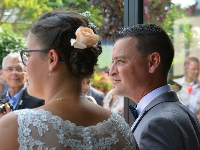 Le mariage de MOUTON et Pauline et vincent à Mont-Dol, Ille et Vilaine 1