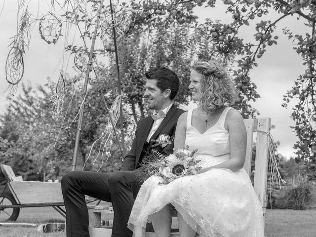 Le mariage de Laurent et Marie à Grugny, Seine-Maritime 7