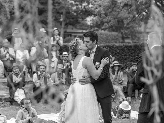 Le mariage de Laurent et Marie à Grugny, Seine-Maritime 12