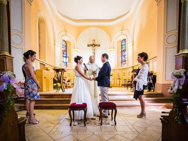 Le mariage de Sébastien et Anne-Sophie à Baldersheim, Haut Rhin 13