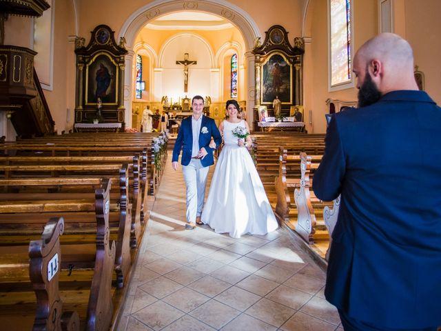Le mariage de Sébastien et Anne-Sophie à Baldersheim, Haut Rhin 22
