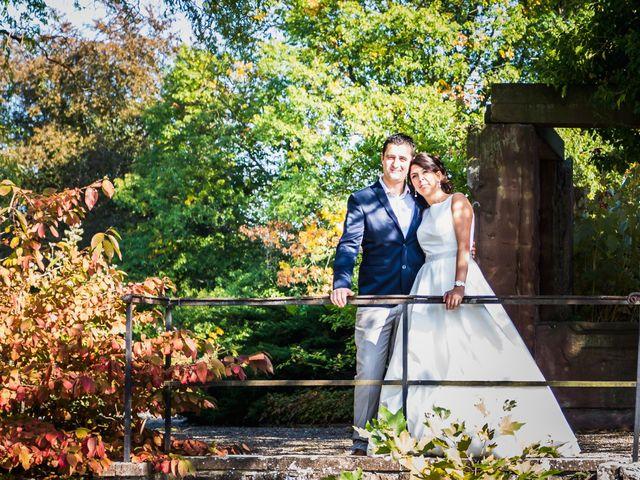 Le mariage de Sébastien et Anne-Sophie à Baldersheim, Haut Rhin 49