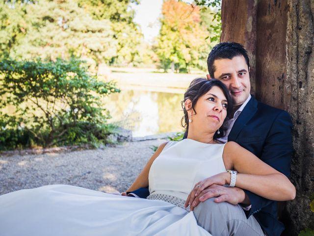 Le mariage de Sébastien et Anne-Sophie à Baldersheim, Haut Rhin 50