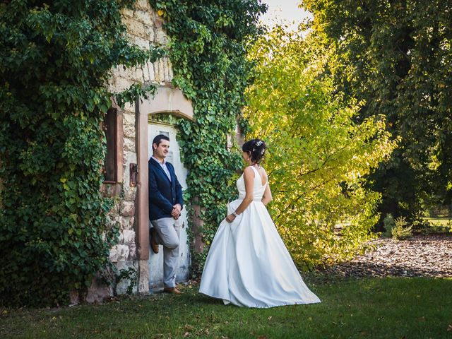Le mariage de Sébastien et Anne-Sophie à Baldersheim, Haut Rhin 51