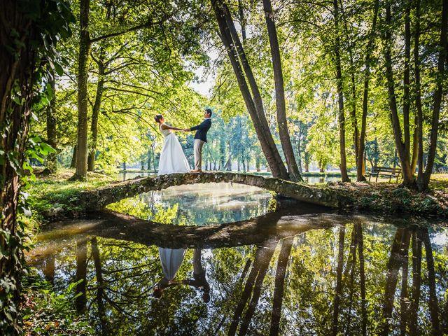 Le mariage de Sébastien et Anne-Sophie à Baldersheim, Haut Rhin 56