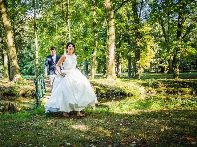 Le mariage de Sébastien et Anne-Sophie à Baldersheim, Haut Rhin 58