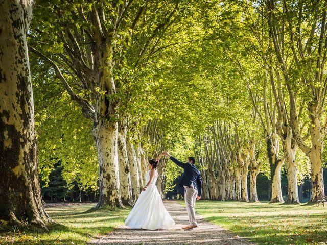 Le mariage de Sébastien et Anne-Sophie à Baldersheim, Haut Rhin 59