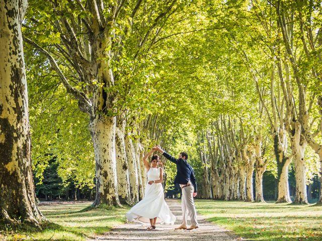 Le mariage de Sébastien et Anne-Sophie à Baldersheim, Haut Rhin 60