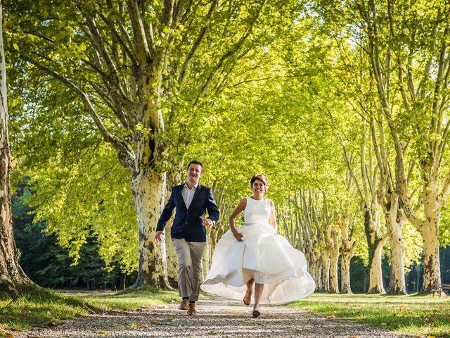 Le mariage de Sébastien et Anne-Sophie à Baldersheim, Haut Rhin 61