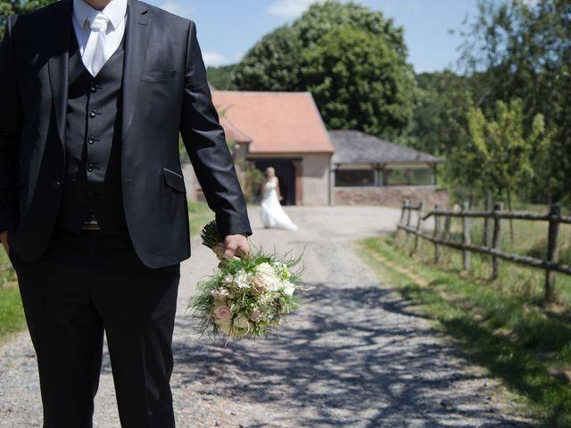 Le mariage de Jérémy et Julie à Oberhaslach, Bas Rhin 15