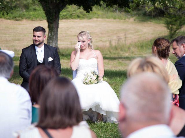 Le mariage de Jérémy et Julie à Oberhaslach, Bas Rhin 20