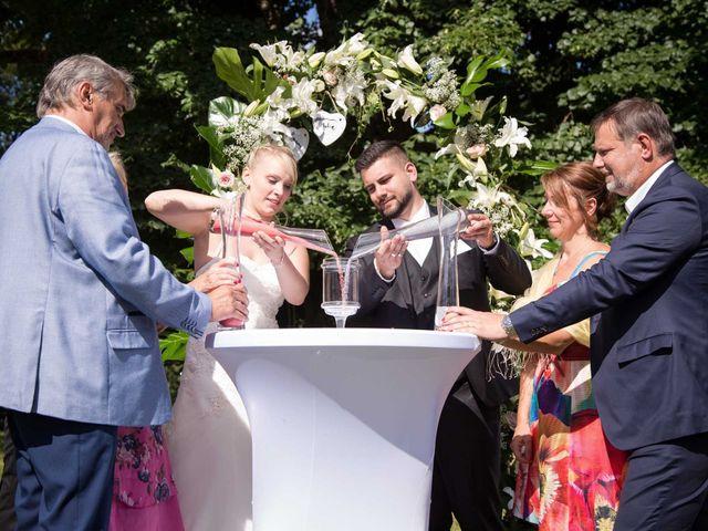 Le mariage de Jérémy et Julie à Oberhaslach, Bas Rhin 21