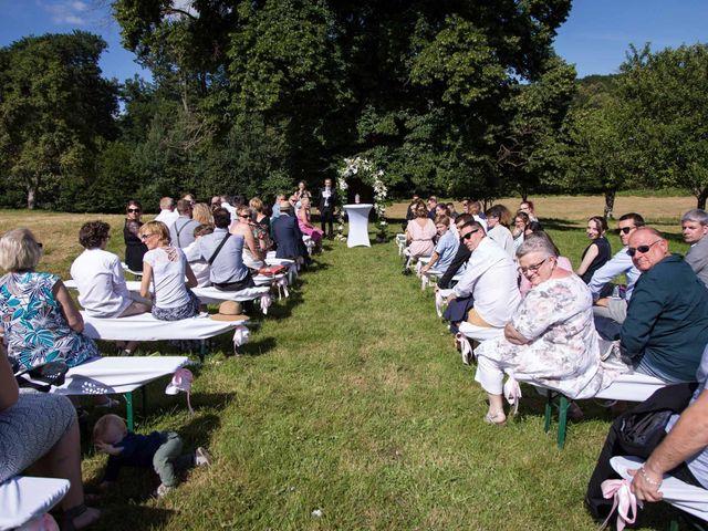Le mariage de Jérémy et Julie à Oberhaslach, Bas Rhin 22