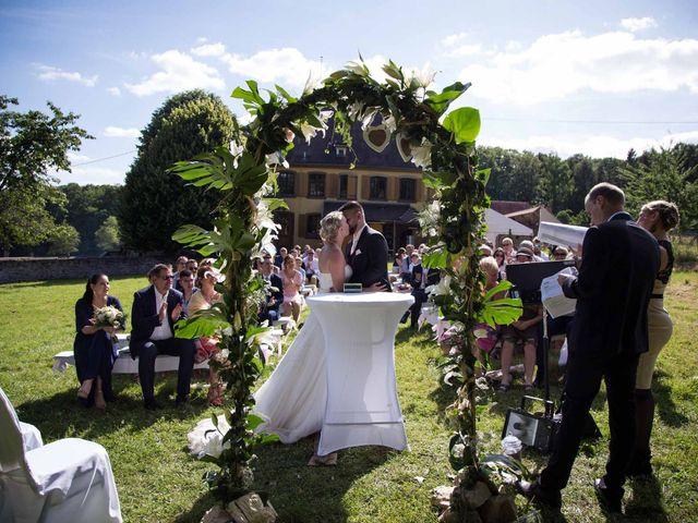 Le mariage de Jérémy et Julie à Oberhaslach, Bas Rhin 23