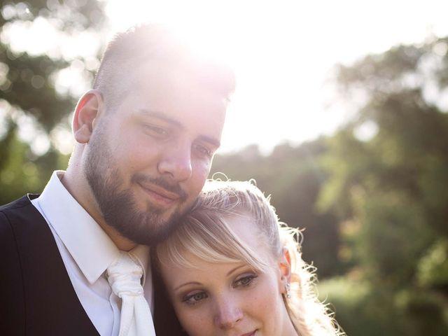Le mariage de Jérémy et Julie à Oberhaslach, Bas Rhin 2