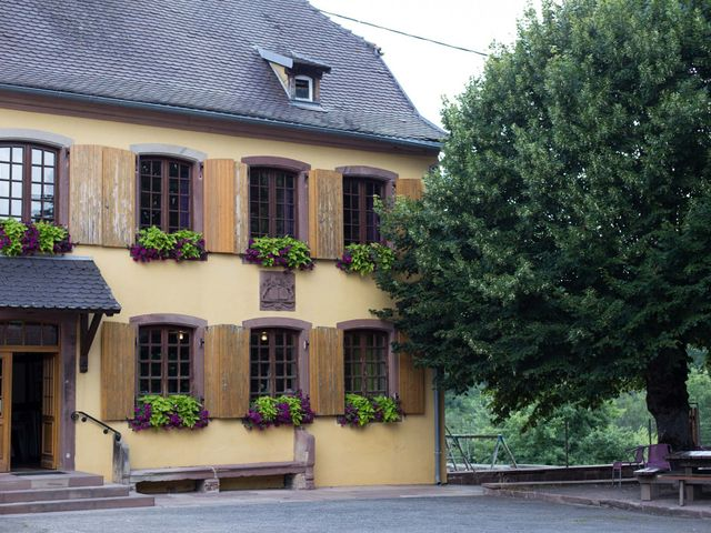 Le mariage de Jérémy et Julie à Oberhaslach, Bas Rhin 8
