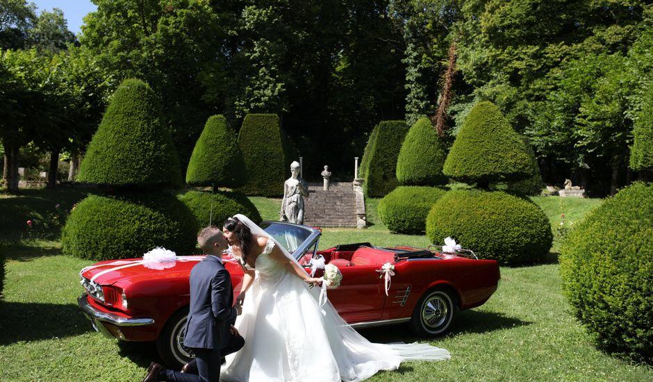 Le mariage de Alexandre et Christina à Samoreau, Seine-et-Marne