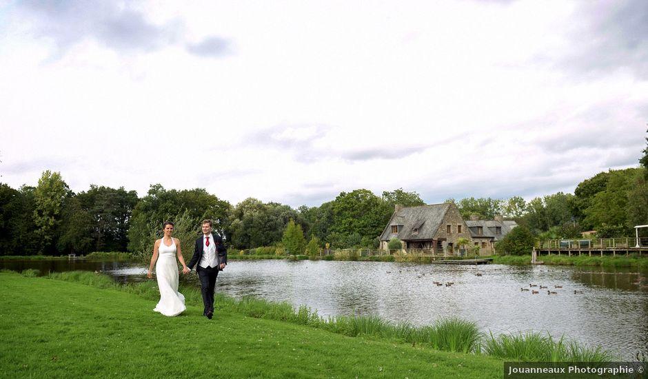 Le mariage de Gauthier et Joanne à Rennes, Ille et Vilaine