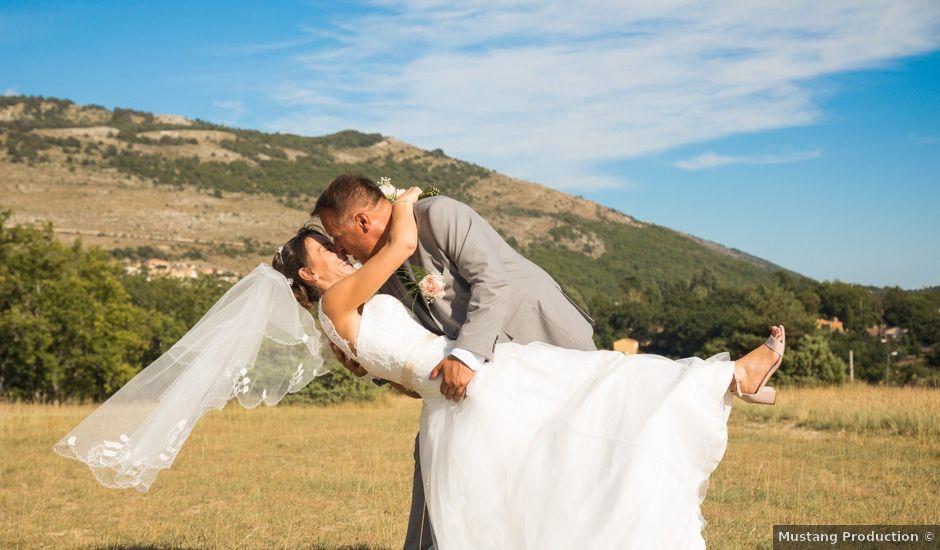 Le mariage de Robert et Céline à Saint-Vallier-de-Thiey, Alpes-Maritimes