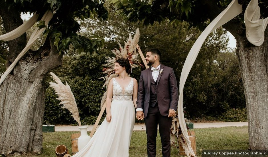 Le mariage de Léo et Dorine à Frontignan, Hérault