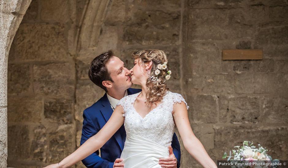 Le mariage de Julien et Morgane à Servian, Hérault